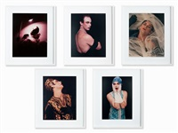drag pose cage performance (5 works) by hunter reynolds