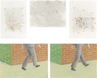 the thief (various works) by francis alÿs