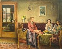 an interior by bencho obreshkov