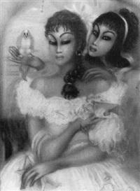 les demoiselles du port by hélène marie marguerite perdriat
