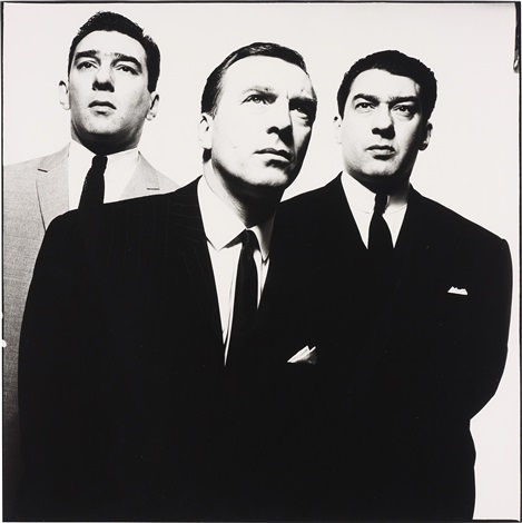 the kray brothers by david bailey
