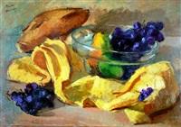 el paño amarillo by raul russo