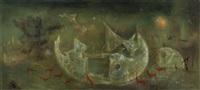 arca de noé by leonora carrington