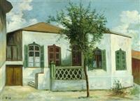 rabikov house, neve tzedek by meir gur-arie