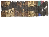 sacred secrets unfolding by el anatsui