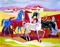 konie by maria ewa lunkiewicz-rogoyska
