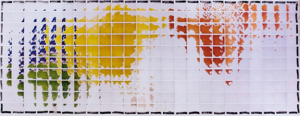 venezia punto rosso sud america leggero chiaroso by maurizio galimberti