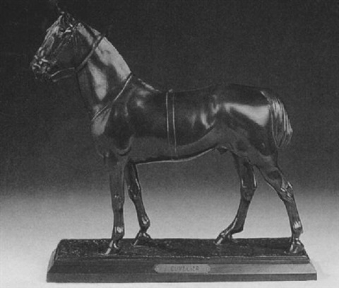 a horse by joseph cuvelier