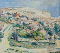 maison sur les collines, balcic by gheorghe tomaziu