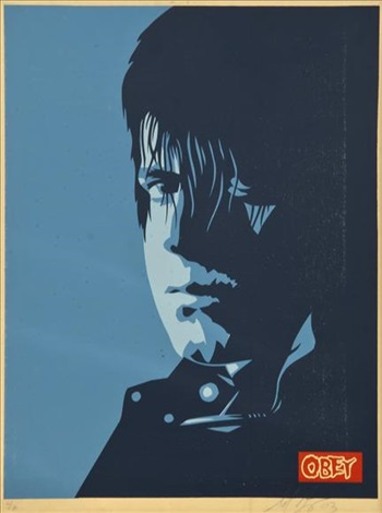 glen danzig by shepard fairey