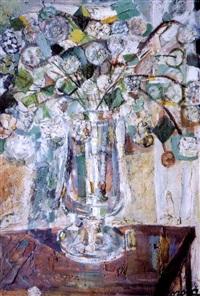 bouquet de fleurs by gilbert corsia