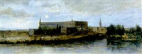 stockholms slott by anna billing