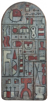 constructivo con símbolos by gorki bollar