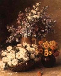 summer flowers by emily selinger