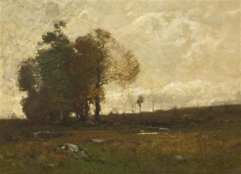 fall fields by john francis murphy
