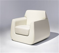 doha lounge chair by marc newson