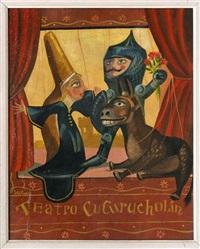teatro cucurucholin by lola cueto