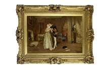 mary queen of scots by sir william quiller orchardson