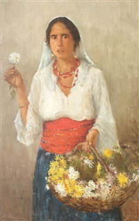 daisies by dimitrie mihailescu