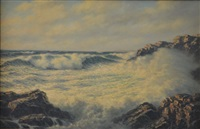 seascape by josef m. arentz