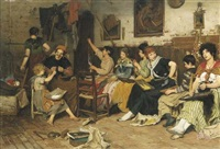 the pearl stringers by cecil van haanen