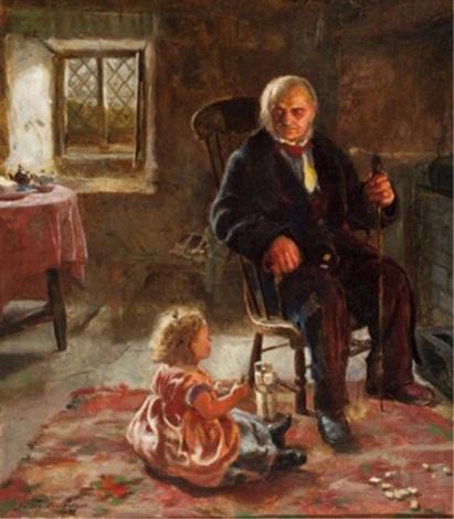 fireside warmth by jessie macgregor