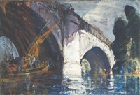 under the pont neuf, paris by japanese school (20)