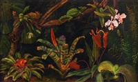 urwald mit basilisk by lily benz