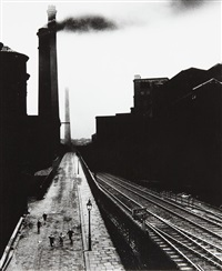 catch point, hail, hell and halifax by bill brandt