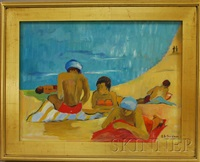 sunning by geraldine douglas goldman