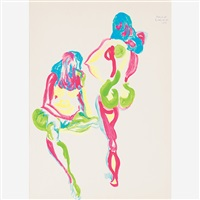 duas mulheres by flavio de carvalho