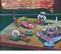 figurative composition by ozgur korkmazgil