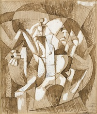 cirque by albert gleizes