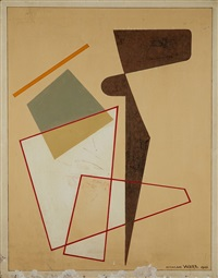 composition by nicolaas warb