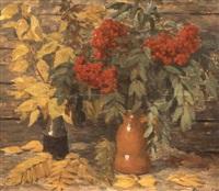 les fleurs du jardin by iouri ananiev