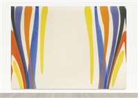 lambda ii by morris louis