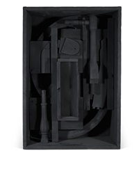 dark star by louise nevelson