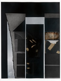 aquatint iv by louise nevelson