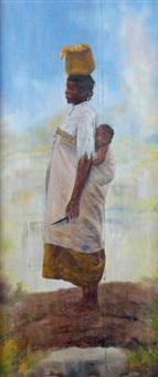 femme malgache by stephen rabotovaho
