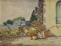 terrasse en bord de mer by isidore rosenstock