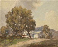 bush homestead by james ranalph jackson
