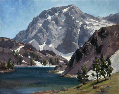 lake ellery tioga pass by darwin duncan
