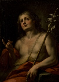 san giovanni battista (saint john the baptist) by aureliano milani