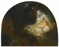 there sleeps titania by robert (huskisson) huskinson