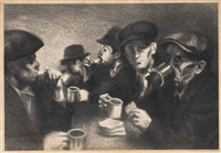 the mission by raphael soyer