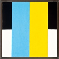 pairable #6 by frederick hammersley