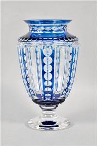 vase amsterdam by val saint-lambert
