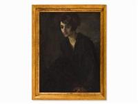 portrait by ottilie w. roederstein