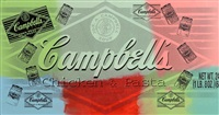 campbells soup by steve kaufman
