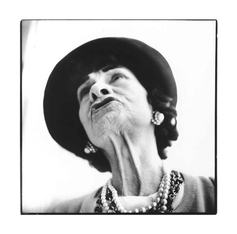 gabrielle chanel 3 6 58 by richard avedon
